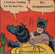 acu-dry needling