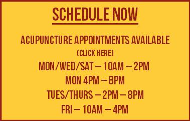 book an appointment now